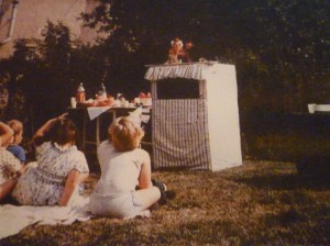 My Very first :Puppet Show